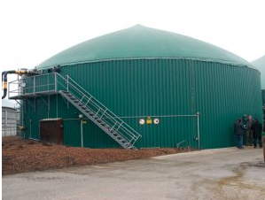 mestvergister  subsidie bio-energie biomassa  euro