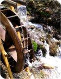 watermolen en waterenergie opwekken
